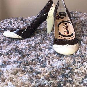 """Ladies Studio (Gabriela Rocka) Heels ..4""""..."""